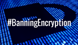 banning encryption