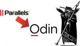Parallels changes name to Odin