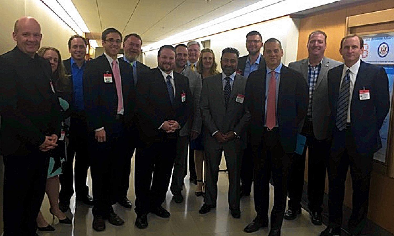 Ambassador Sepulveda Meeting