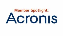 Acronis Member Spotlight