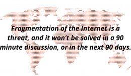 Fighting Internet Fragmentation Post