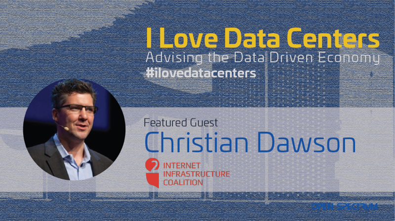 Episode 002 - Data Center Industry Education On Capitol Hill And Why It Matters - Christian Dawson
