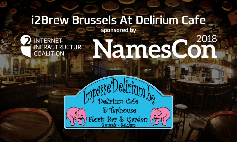 i2Brew Brussels Delirium